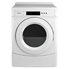 Whirlpool 6.7-cu ft Gas Commercial Dryer (White)