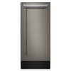 KitchenAid 15-in Panel Ready Undercounter Trash Compactor