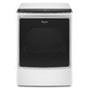Whirlpool 9.2-cu ft Electric Dryer with Steam Cycles (White) ENERGY STAR