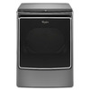 Whirlpool 9.2-cu ft Electric Dryer with Steam Cycles (Chrome Shadow) ENERGY STAR