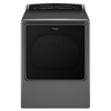 Whirlpool Cabrio 8.8-cu ft Electric Dryer Steam Cycles (Chrome Shadow) ENERGY STAR
