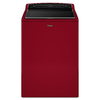 Whirlpool Cabrio 5.3-cu ft High-Efficiency Top-Load Washer (Cranberry Red)