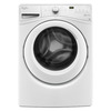 Whirlpool 4.2-cu ft High-Efficiency Stackable Front-Load Washer (White) ENERGY STAR