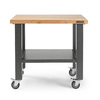 Gladiator 36-in W x 34-in H Wood Work Bench