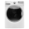 Whirlpool 4.5-cu ft High-Efficiency Stackable Front-Load Washer with Steam Cycle (White) ENERGY STAR
