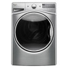Whirlpool 4.5-cu ft High-Efficiency Stackable Front-Load Washer with Steam Cycle (Diamond Steel) ENERGY STAR