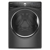 Whirlpool 4.2-cu ft High-Efficiency Stackable Front-Load Washer with Steam Cycle (Black Diamond) ENERGY STAR