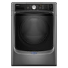 Maytag 4.5-cu ft High-Efficiency Stackable Front-Load Washer with Steam Cycle (Metallic Slate) ENERGY STAR