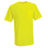 Red Kap X-Large Safety Green High Visibility T-Shirt
