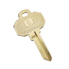 BALDWIN Baldwin Images and Estate Key Blank