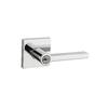 Kwikset Signature Halifax SmartKey Polished Chrome Universal Keyed Entry Door Lever