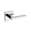 Kwikset Signature Halifax Polished ChromeTurn Lock Privacy Door Lever