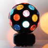 Style Selections 10.6-in Multicolor Disco Ball Party Light