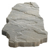 Anchor Block Charcoal/Tan Footnotes Patio Stone (Common: 15-in x 20-in; Actual: 15-in x 20-in)