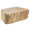 Anchor Block 12-in L x 4-in H Sand Hudson Retaining Wall Block (Actuals 11.63-in L x 4-in H)