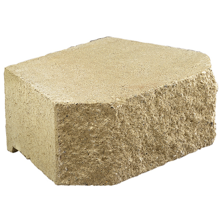 Landscaping Blocks Lowes: Concrete edging good installation. Wall ...