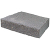 Anchor Block Bertram 12-in L x 2-in H Charcoal Hudson Retaining Wall Cap (Actuals 11.625-in L x 2-in H)