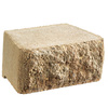 Sand Basic Concrete Retaining Wall Block (Common: 8-in x 4-in; Actual: 8.5-in x 4-in)