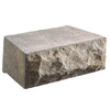 Anchor Block 12-in L x 4-in H Charcoal Chiselwall Retaining Wall Block (Actuals 12-in L x 4-in H)