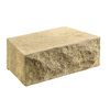 Anchor Tan/Brown Chiselwall Retaining Wall Block (Common: 9-in x 3-in; Actual: 9-in x 3-in)