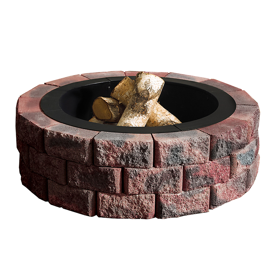 Shop Anchor Fire Pit Patio Block Project Kit At
