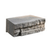 Anchor Charcoal/Tan Ledgewall Retaining Wall Block (Common: 9-in x 3-in; Actual: 9-in x 3-in)