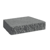 Charcoal Basic Concrete Retaining Wall Cap (Common: 12-in x 2-in; Actual: 12-in x 2.38-in)