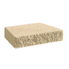 Anchor Tan Basic Retaining Wall Cap (Common: 12-in x 2-in; Actual: 12-in x 2-in)