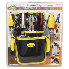 Power Grip 8-Piece Power Grip Electrician's Tool Set