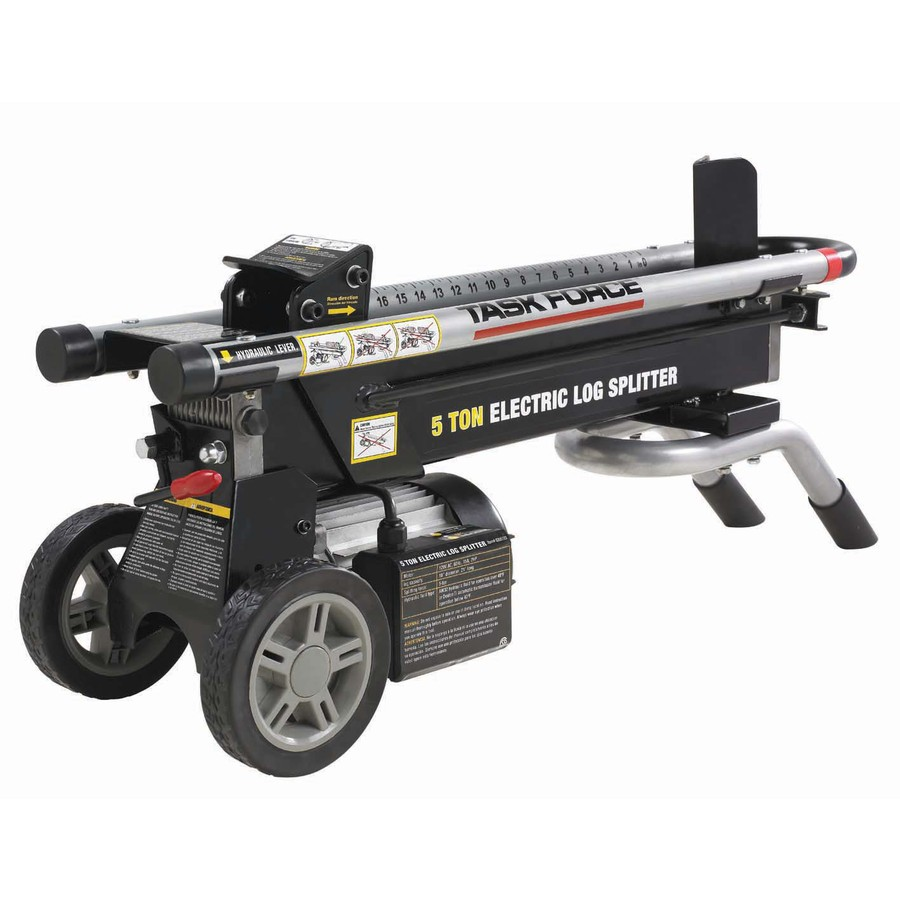 earthquake 5 ton log splitter manual