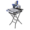 Kobalt 7-in Slide Tile Saw with Stand