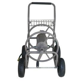 Blue Hawk Steel 225-ft Cart Hose Reel