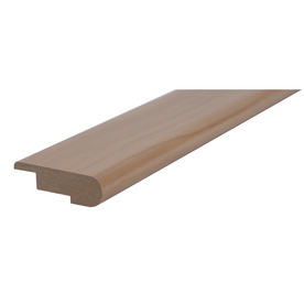 Kronotex 2-3/8-in x 94-in Hickory Stair Nose Moulding