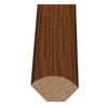 Style Selections 1-in x 94-in Brown Oak Woodgrain Quarter Round Floor Moulding
