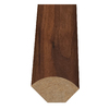 Style Selections 1-in x 94-in Brown Walnut Woodgrain Quarter Round Floor Moulding