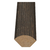 Style Selections 1-in x 94-in Marcona Hickory Quarter Round Floor Moulding