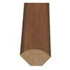 Style Selections 1-in x 94-in Light Brown Exotic Woodgrain Quarter Round Floor Moulding