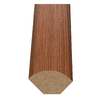 Style Selections 1-in x 94-in Orange Oak Quarter Round Moulding