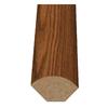 Style Selections 1-in x 94-in Brown Oak Quarter Round Moulding