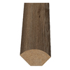 Style Selections 1-in x 94-in Grey Oak Woodgrain Quarter Round Moulding