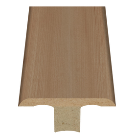 Style Selections 1-3/4-in x 94-in Light Maple Woodgrain T-Moulding