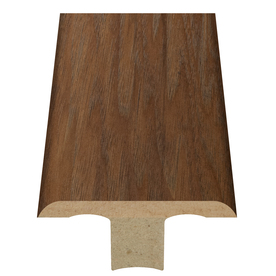 Style Selections 1-3/4-in x 94-in Brown Hickory T-Moulding