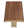 Style Selections 1-3/4-in x 94-in Light Brown Woodgrain T-Moulding