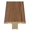 Style Selections 1-3/4-in x 94-in Light Brown Maple Woodgrain T-Moulding