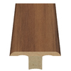 Style Selections 1-3/4-in x 94-in Light Brown Exotic Woodgrain T-Moulding