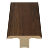 Style Selections 1-3/4-in x 94-in Brown Oak T-Moulding