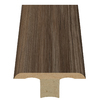 Style Selections 1-3/4-in x 94-in Grey Oak Woodgrain T-Moulding