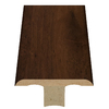 Style Selections 1-3/4-in x 94-in Dark Brown T-Moulding