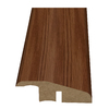 Style Selections 2.15-in x 94-in Brown Oak Woodgrain Reducer Floor Moulding