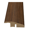 Style Selections 2-3/16-in x 94-in Brown Hickory Reducer Moulding